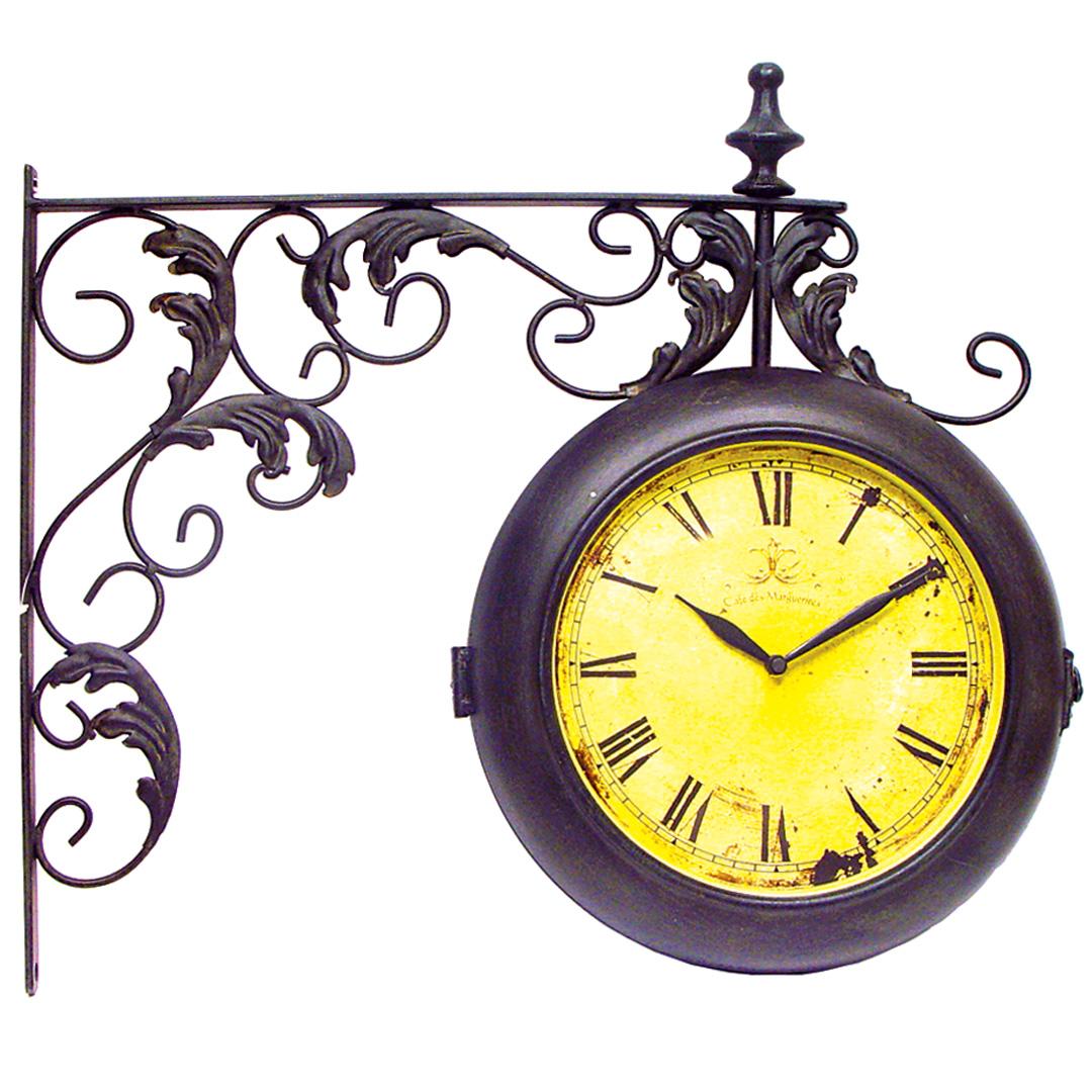 Часы в английском стиле своими руками