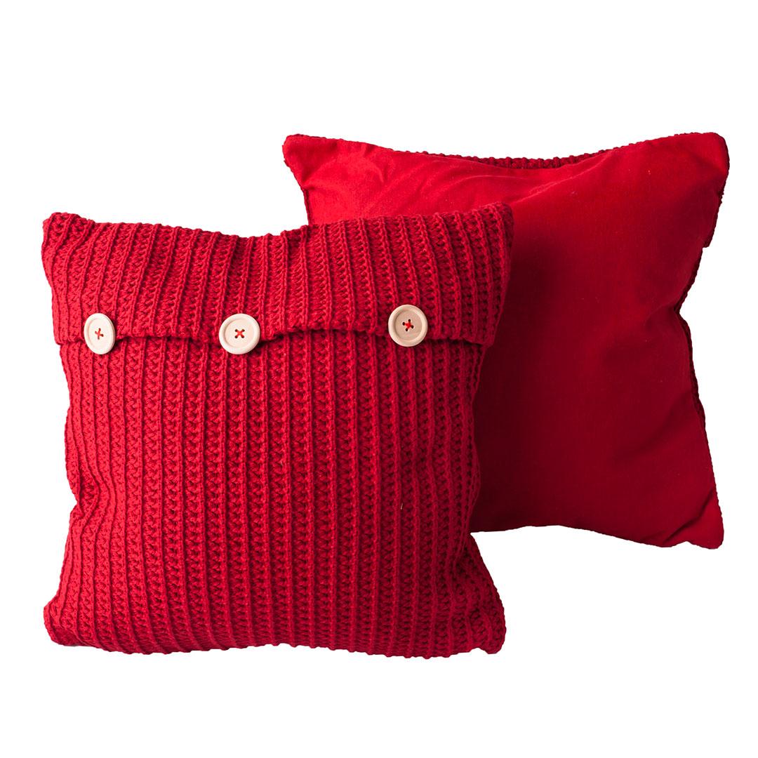 Фото красной подушки 14 фотография